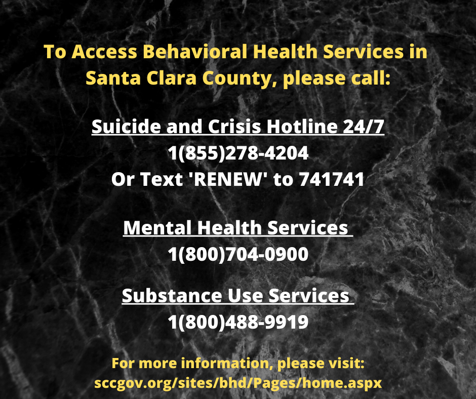 Santa Clara County Behavioral Health Services